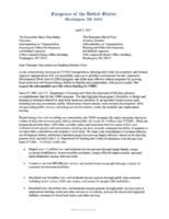 Rep. Waters – Community Development Block Grant