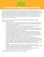 RAD Case Study _St Paul MN