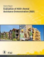 Interim Report, Evaluation of HUD's Rental Assistance Demonstration