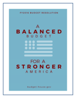 FY16 House Budget Resolution