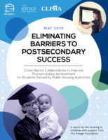 Eliminating Barriers to Postsecondary Success --Digital Version